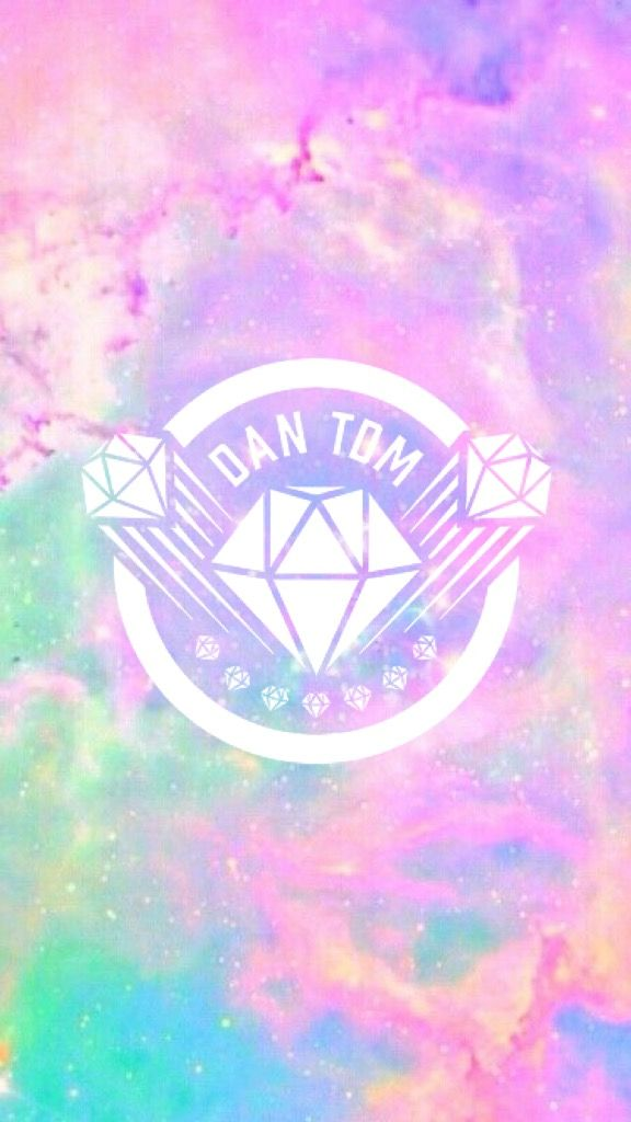 Aesthetic Dantdm Logo Wallpaper Dantdm Cute Wallpapers Wallpaper