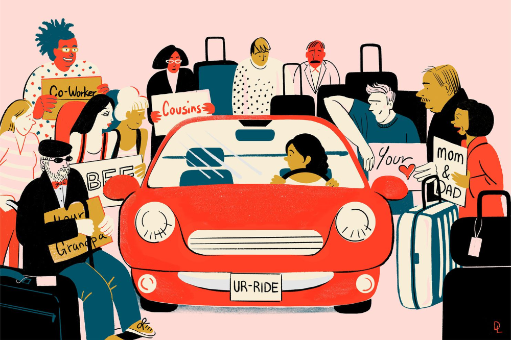 The completely correct guide to who you should drive to