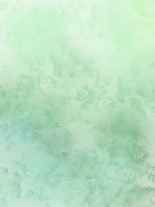 2020 的 Green Gradient Ink Watercolor Background 主题