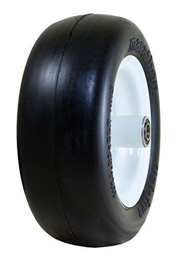 Marathon Industries 01410p 11x4 00 5 Lp Inch Flat Free Lawn Mower Tire With New Marathon Lawn Mower Tires Zero Turn Lawn Mowers Free Tire