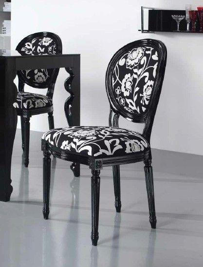 Sedia Elegance 6110 sedie classiche - sedute | Una SEDIA ...