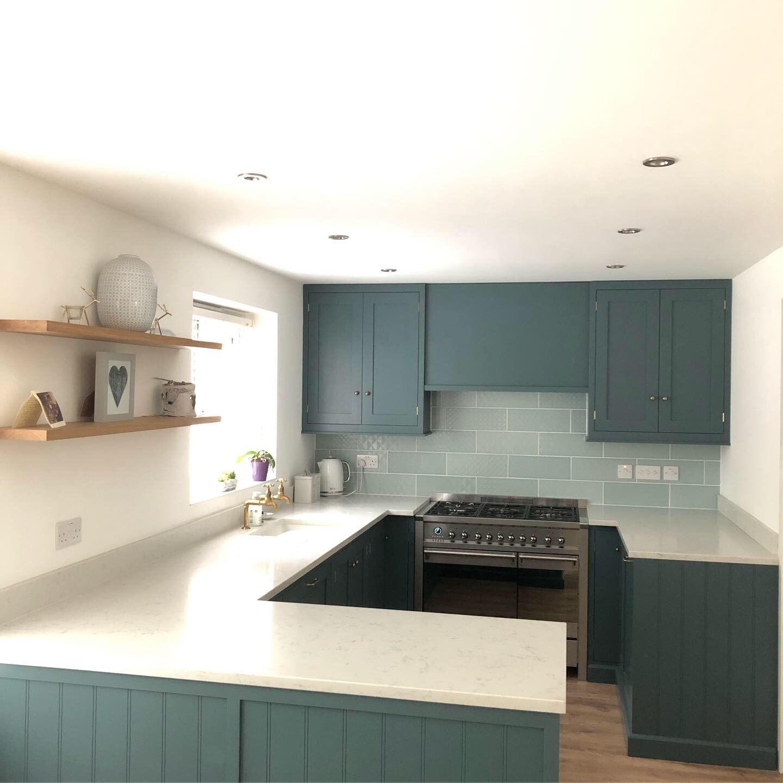 Attingham Seagrass Decor Kitchen Topps Tiles Kitchen
