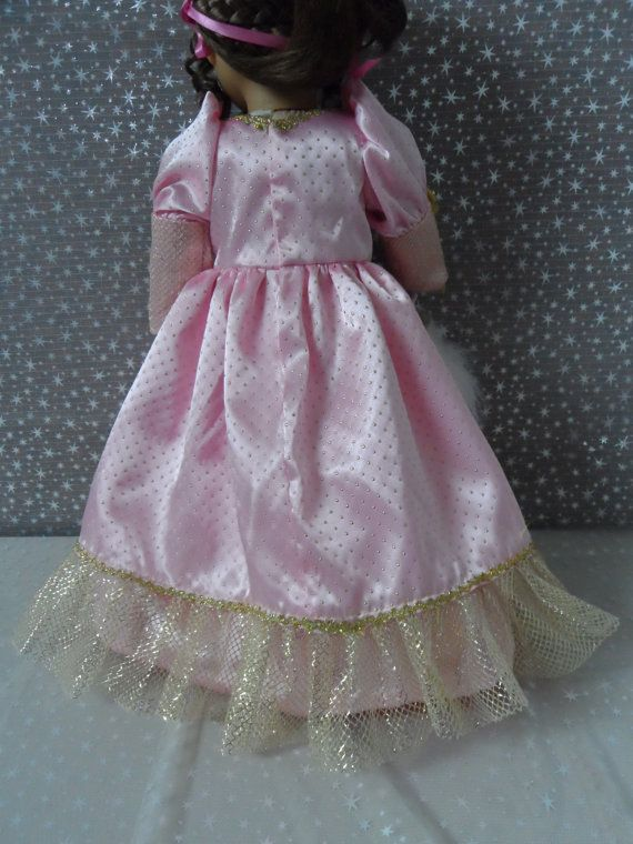 Princess Fairy tale dress for your american von CarmelinaCreations