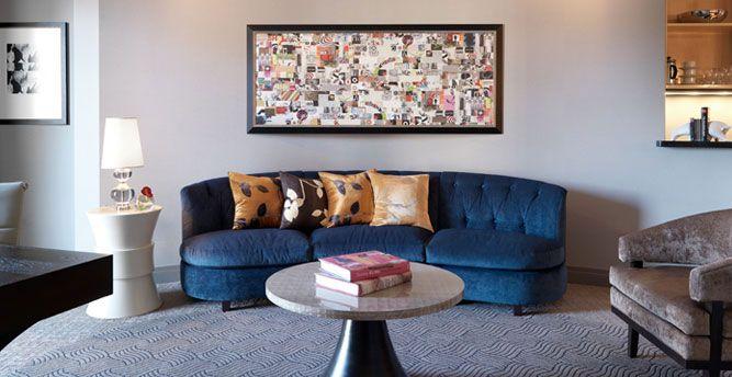 Cosmopolitan Las Vegas Terrace One Bedroom terrace suite - cosmopolitan las vegas | hotels in vegas wishlist
