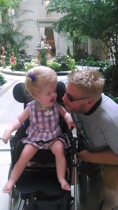 Seeing Child Not Disability >> To The Mom Or Dad Who Told Their Child Not To Stare At Mine Good