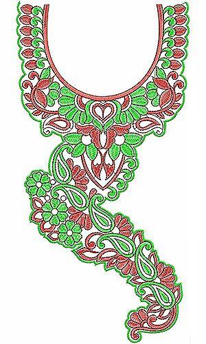 Gorgeous Jalabiya Dress Stone Embroidery Design Embroidery