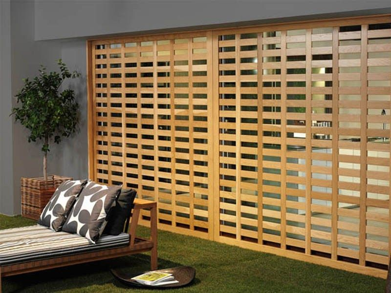Resultado de imagen para celosias de madera detalles - Celosia de madera ...