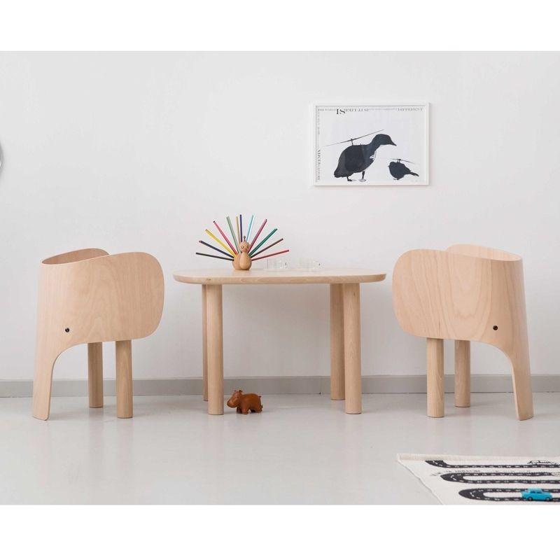 Table Bureau Table Enfant Elephant Eo Silvera Eshop Table Et Chaise Enfant Chambre Enfant Chaise Enfant