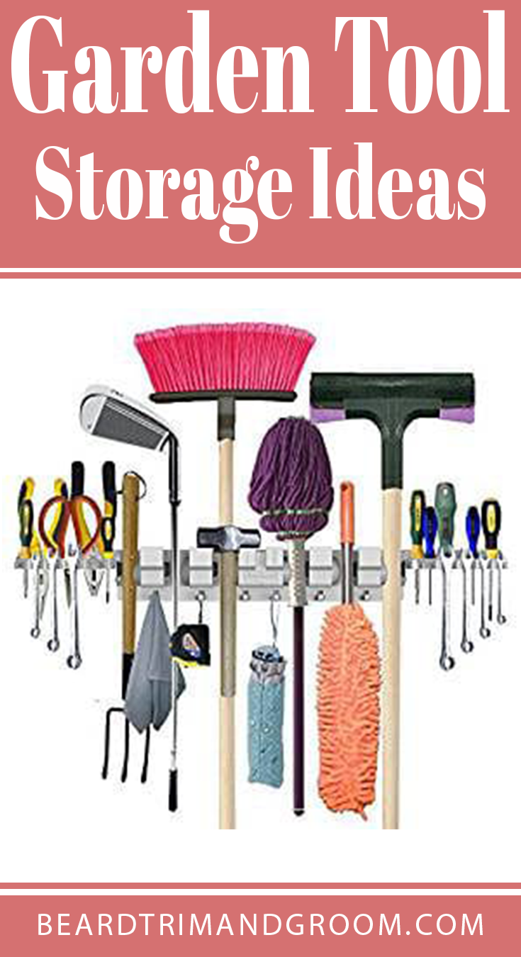 Best Garden Tool Organizer For Garage And Shed Christmas