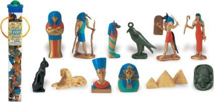Safari Toob at Ancient Egypt: Amazon.co.uk: Toys & Games