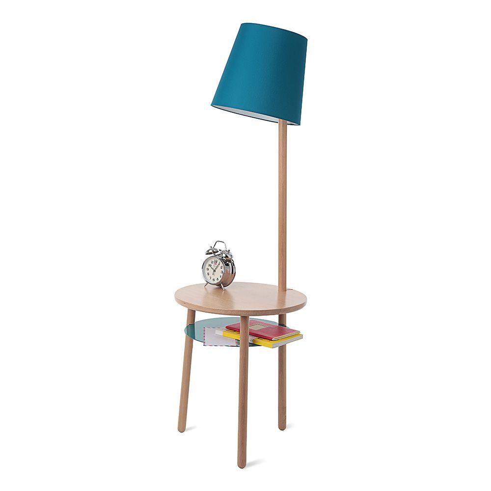 Der Filigrane Beistelltisch JOSETTE Von Harto Aus Buche Mit Integrierter Lampe Ist In Fnf Weiteren