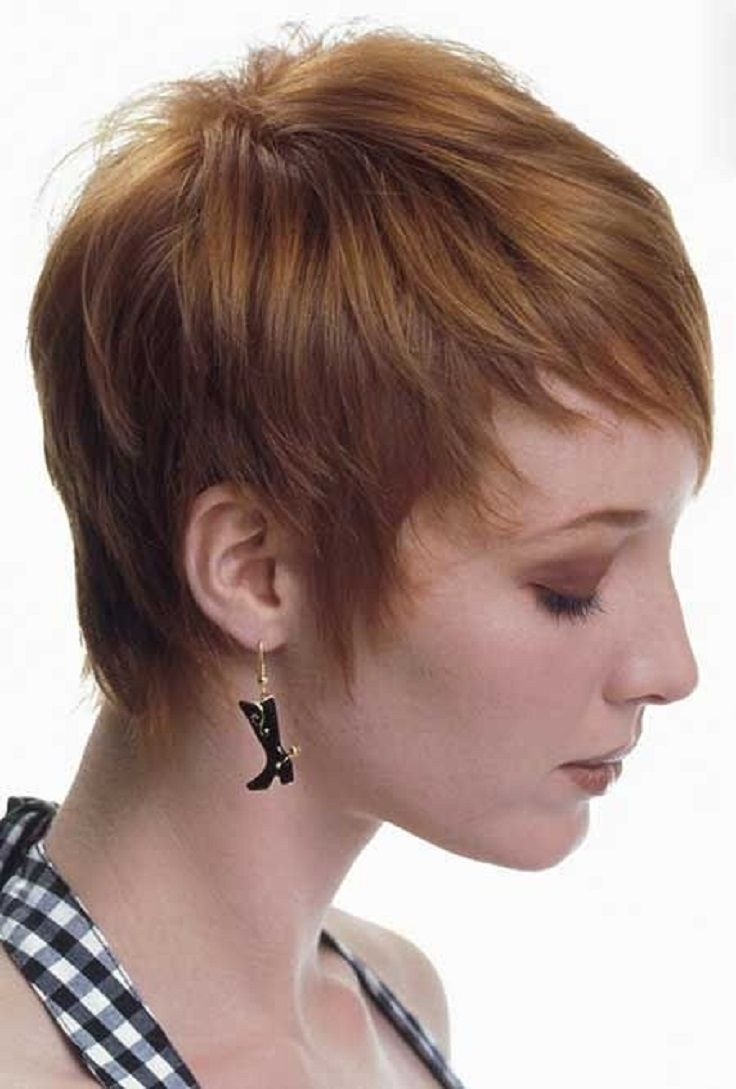 Pixie Hairstyles for Thin Hair - Bing images | Tricia\'s | Pinterest