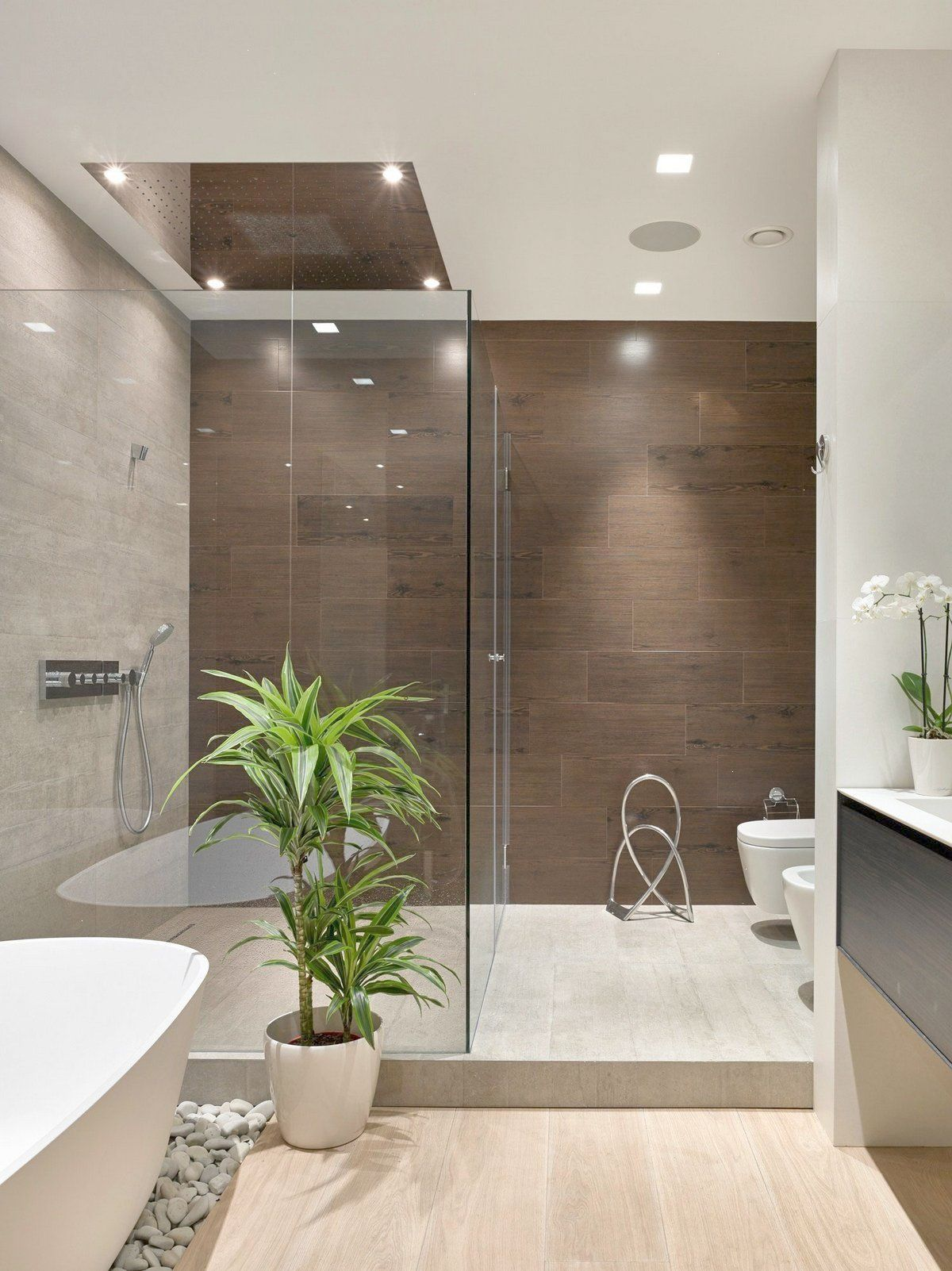 Merveilleux Modern Bathroom Design By Architect Alexander Fedorov