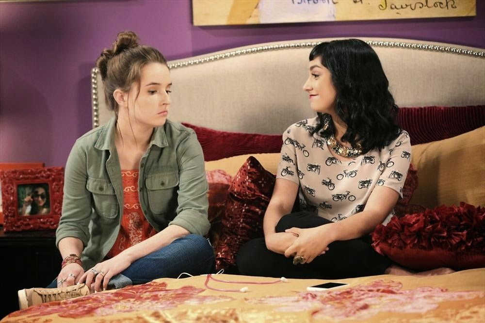Will the girls get away with throwing the party of a lifetime? Don't miss an all-new #LastManStanding Friday at 8|7c on ABC.