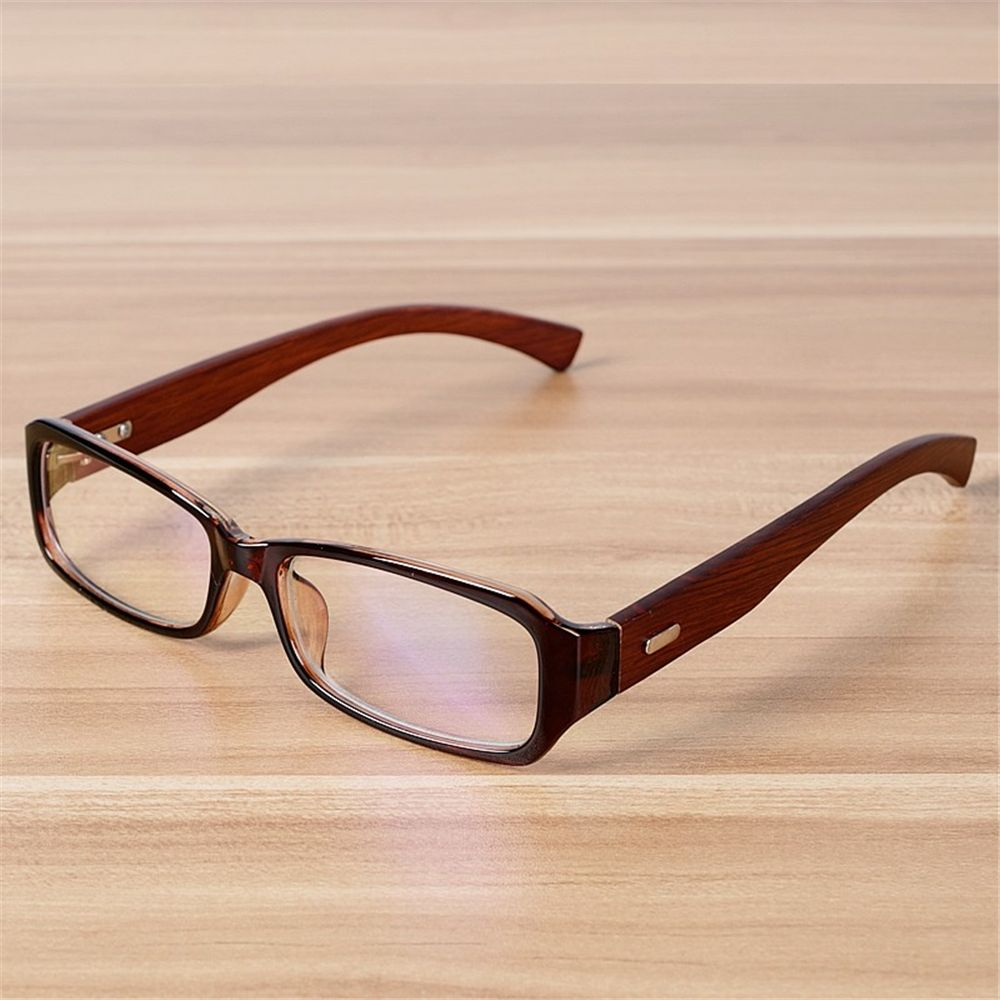 7a821a87497 NOSSA Handmade Wood Clear Classic Glasses Women And Men s Vintage  Prescription Eyewear Frames Bamboo Spectacle Frame