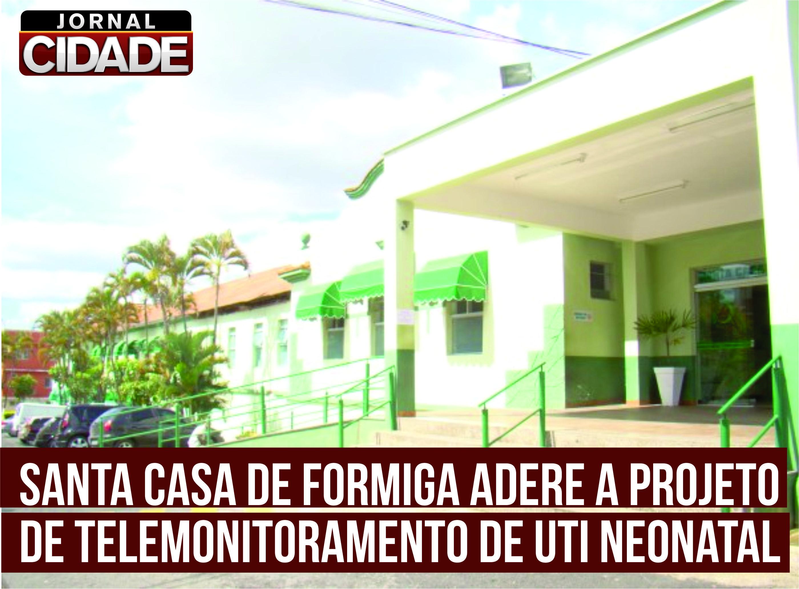 Ação inovadora  de tele monitoramento em UTI  visa reduzir a mortalidade de recém nascidos em Formiga. Leia mais: http://www.jornalcidademg.com.br/santa-casa-de-formiga-adere-projeto-de-telemonitoramento-de-uti-neonatal/