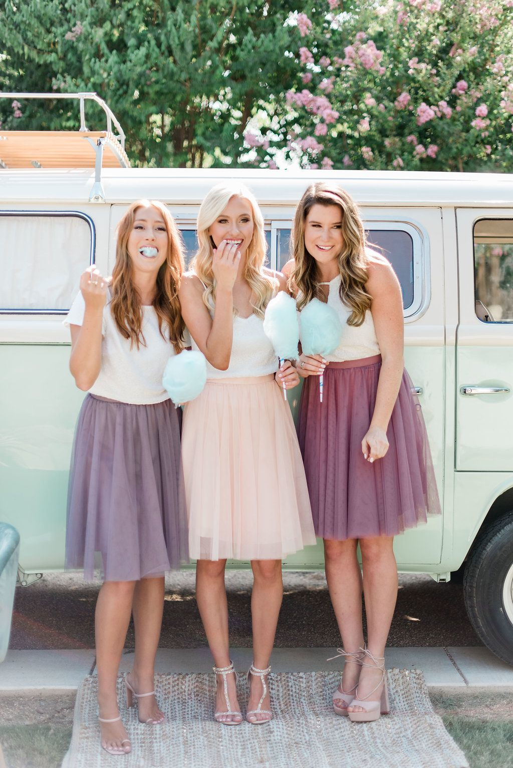 Mix And Match Revelry Bridesmaid Dresses And Separates Revelry Has A Wide Selection Of U Tulle Skirt Bridesmaid Bridesmaid Skirts Bridesmaid Dresses Separates
