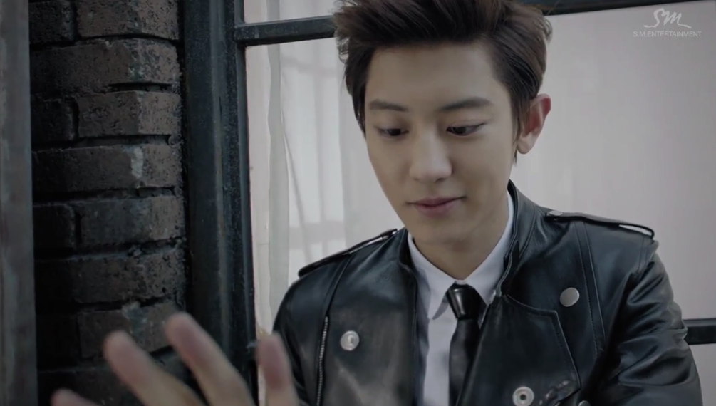 Chanyeol in Miracles in December