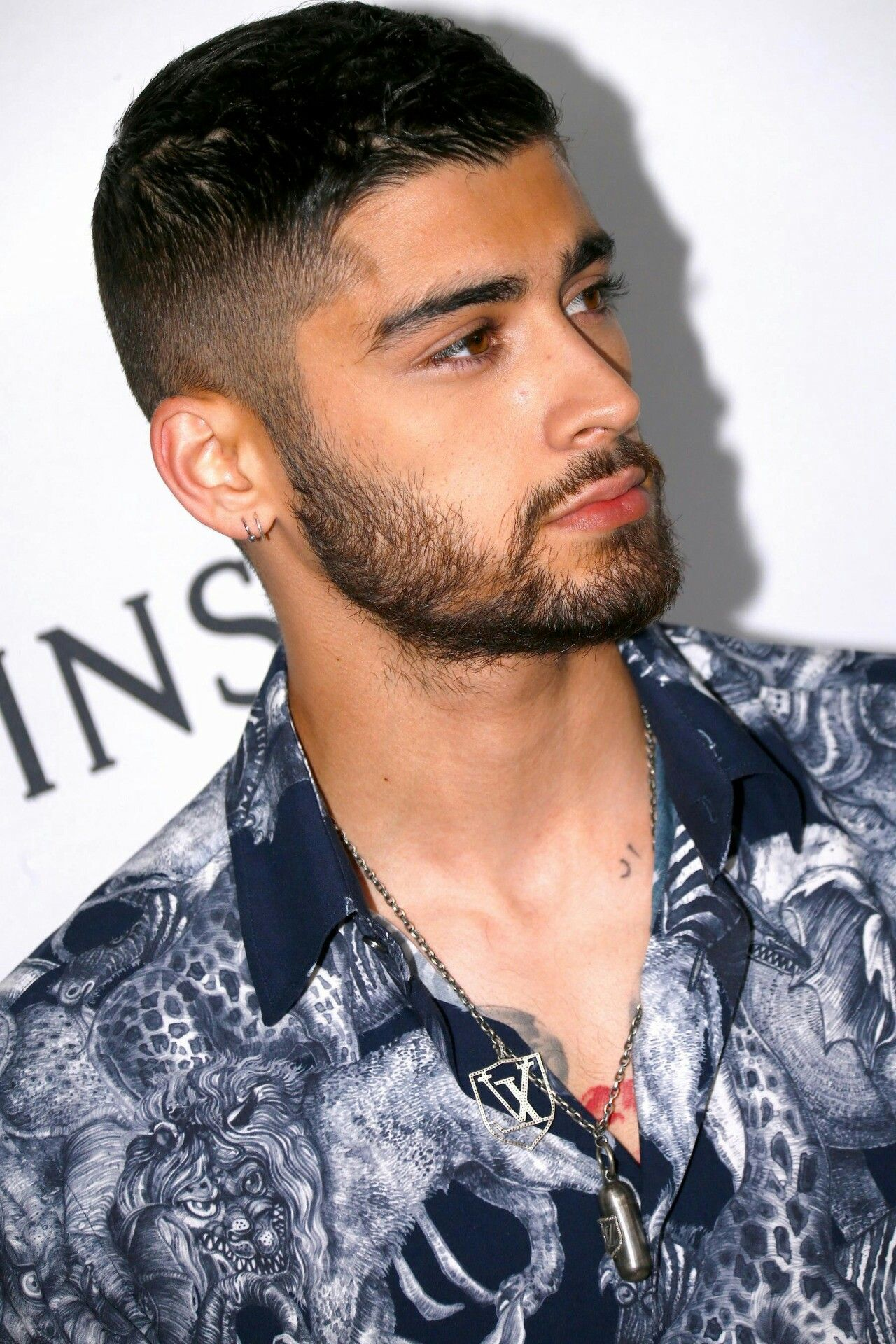 Short Hair Beard Zayn Malik Hairstyle Haircuts For Men Zayn Malik Pics