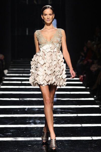 Tony Ward   Spring-summer 2011
