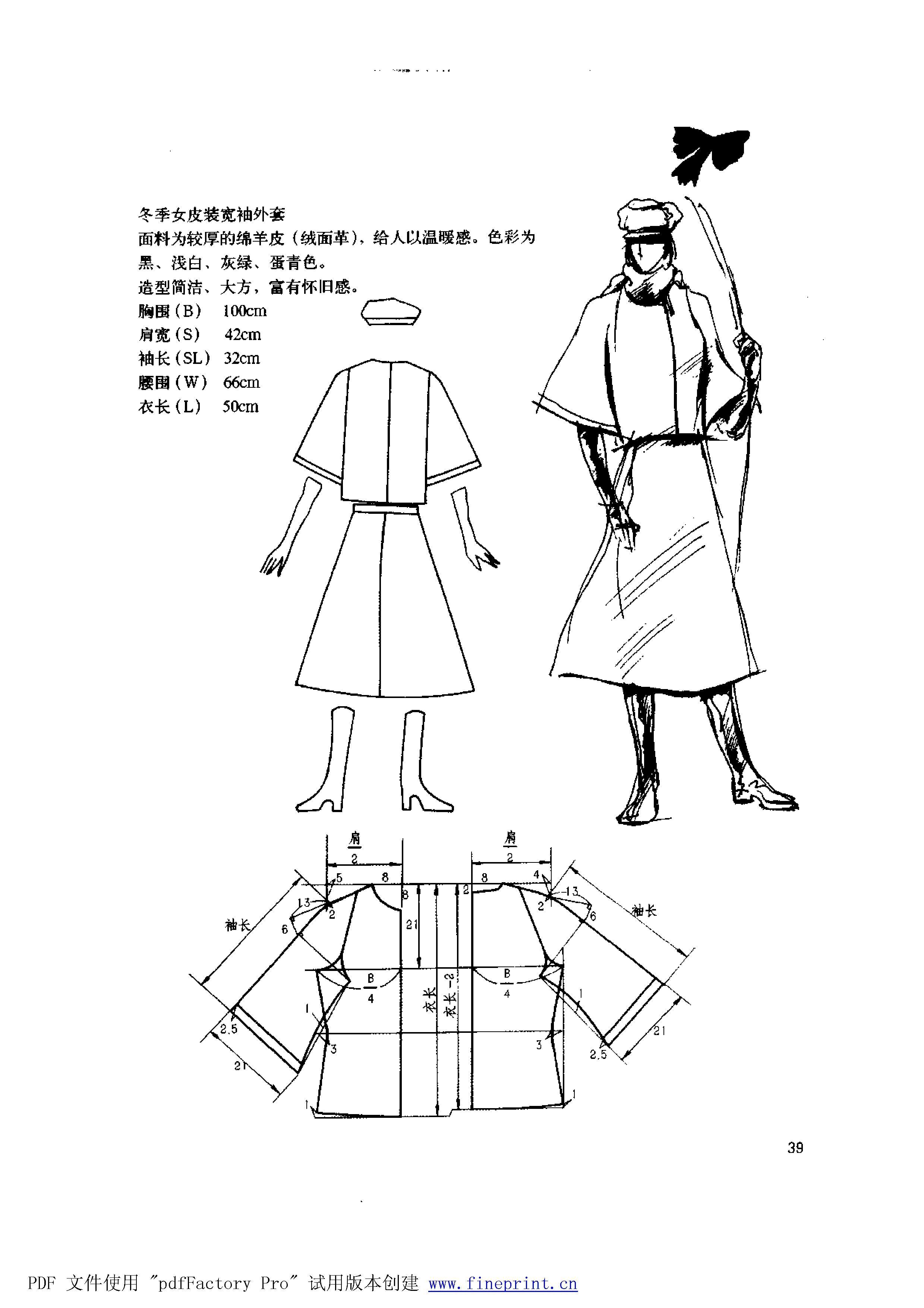 Mens jacket pattern making - Leather Garments Sewing Dressmaking Patternmaking