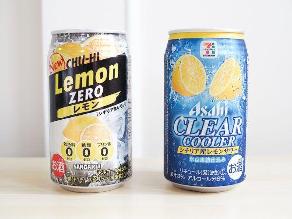 最安は98円 セブンとローソンの激安缶チューハイを飲み比べ 果たしてお味は めちゃ安なレモンチューハイを飲み比べました ローソン セブンイレブン チューハイ レモンチューハイ ローソン 缶 スポーツドリンク