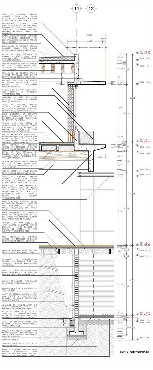 Gallery Of 40 Impressive Details Using Concrete 7