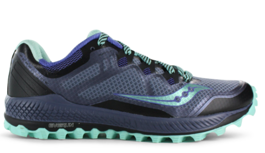 Saucony Peregrine Trail Running Shoe