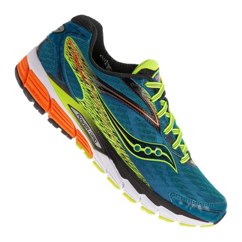 Go for a Ride in Saucony's New Ride 8 Fleet feet