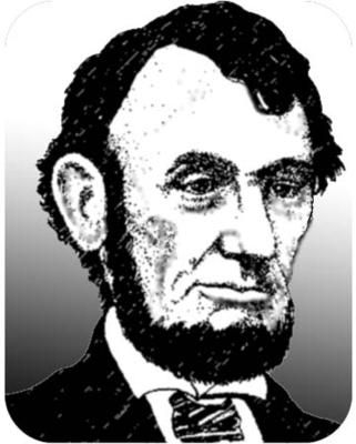 Abe Lincoln Cartoon Character Drawing Pinterest Drawings