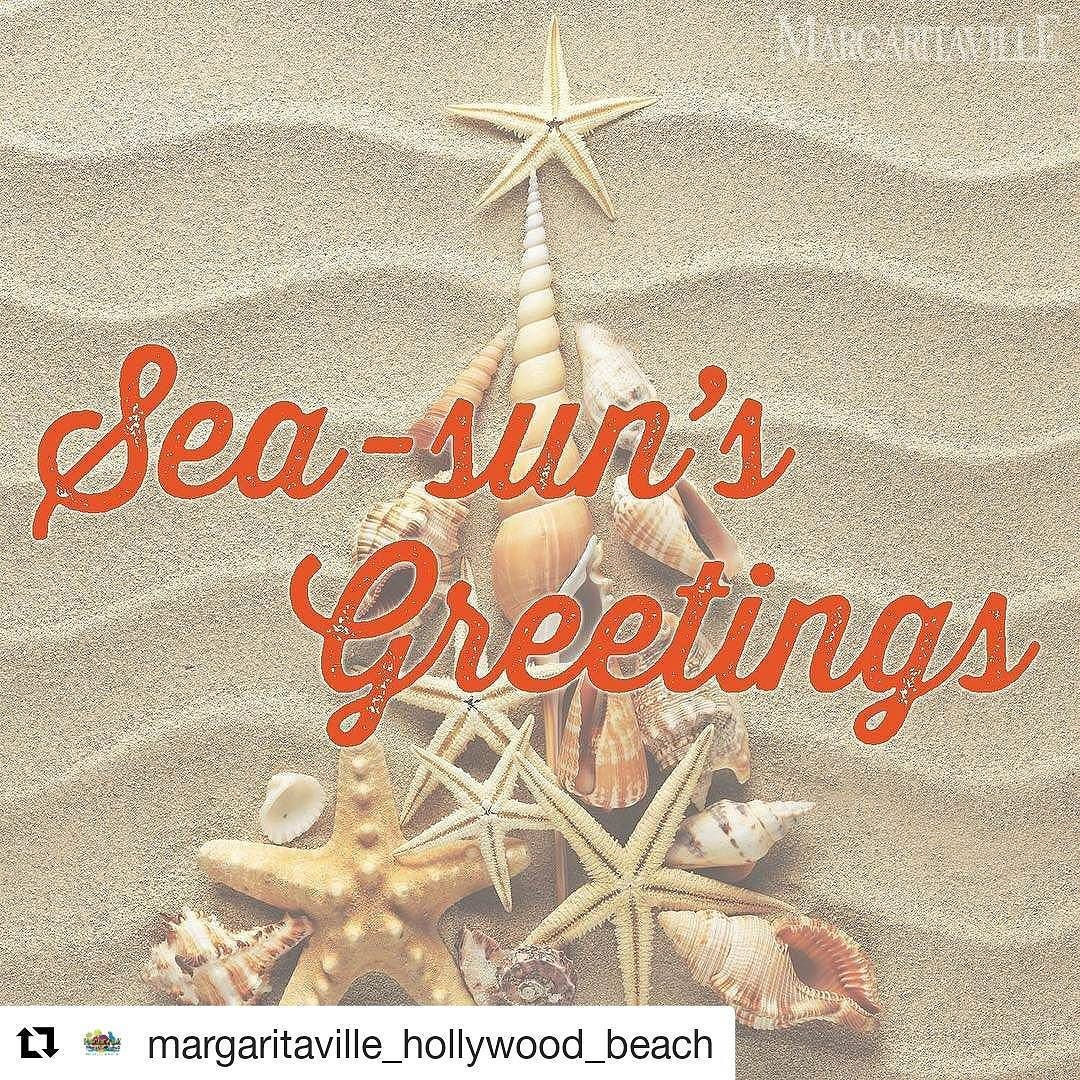 Credit to margaritaville_hollywood_beach Wishing you a