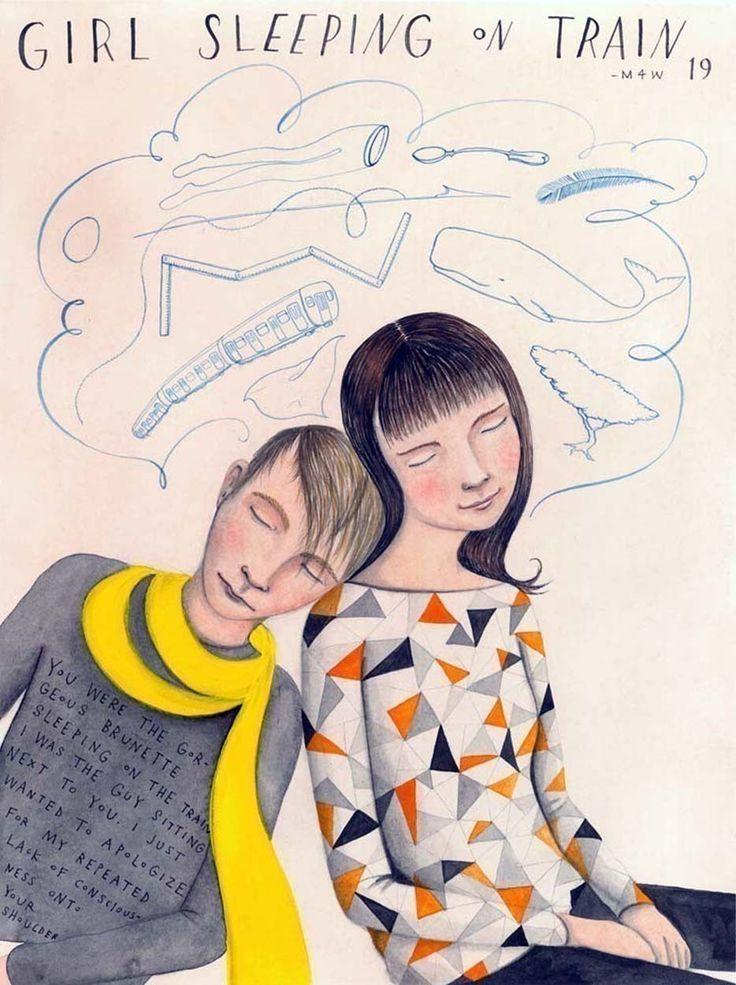 Illustration - illustration  - Handmade Portraits: Sophie Blackall   illustration :     – Picture :     – Description  Handmade Portraits: Sophie Blackall  -Read More –
