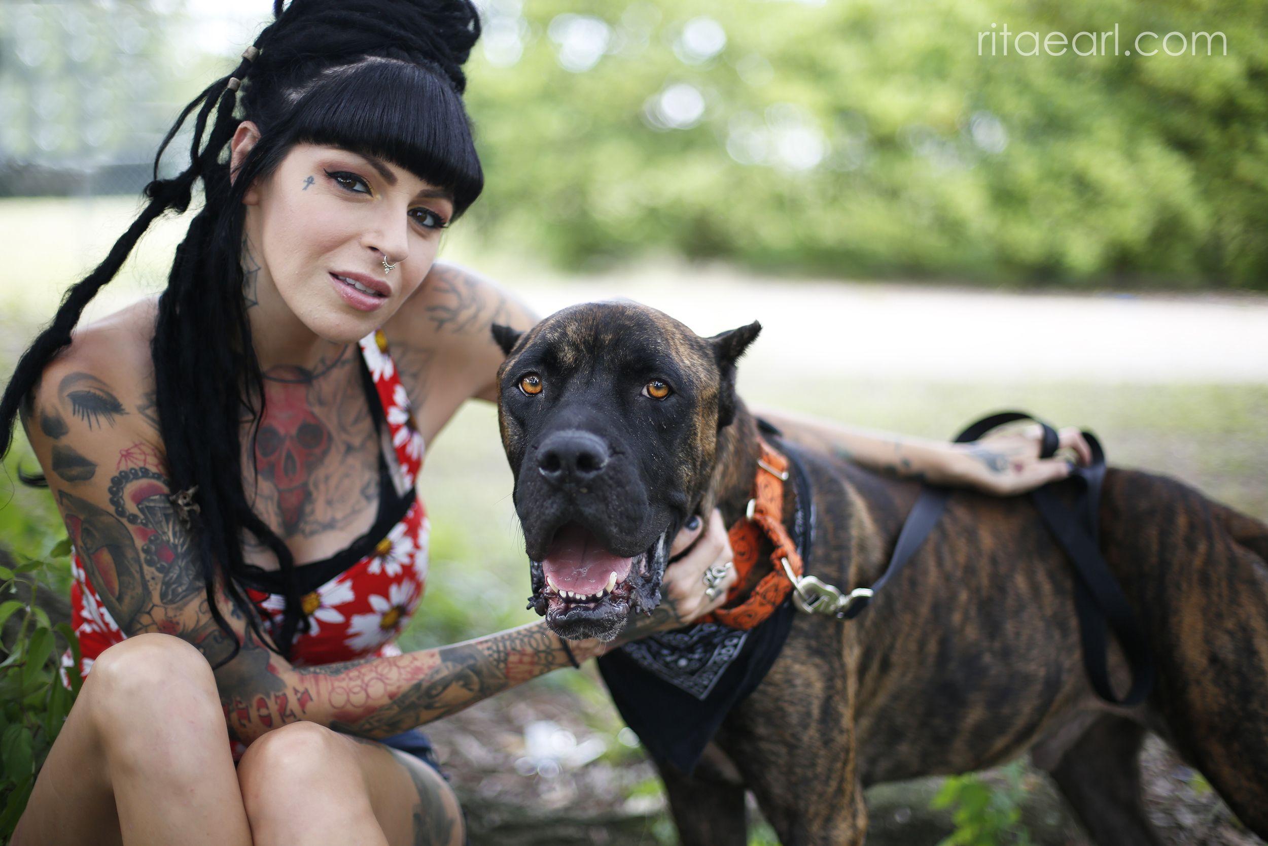 Rita Earl Photography Villalobos Rescue Center Pit Bulls Parolees Pit Bulls
