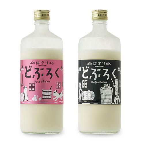 猫守り(ねこもり)どぶろく Sake