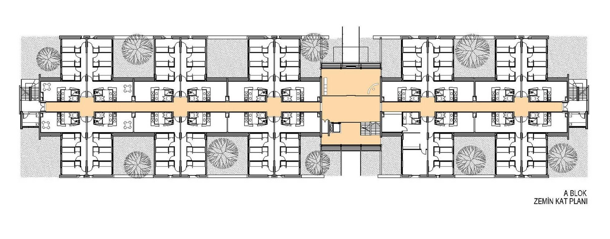 Ucla University Housing Floor Plans