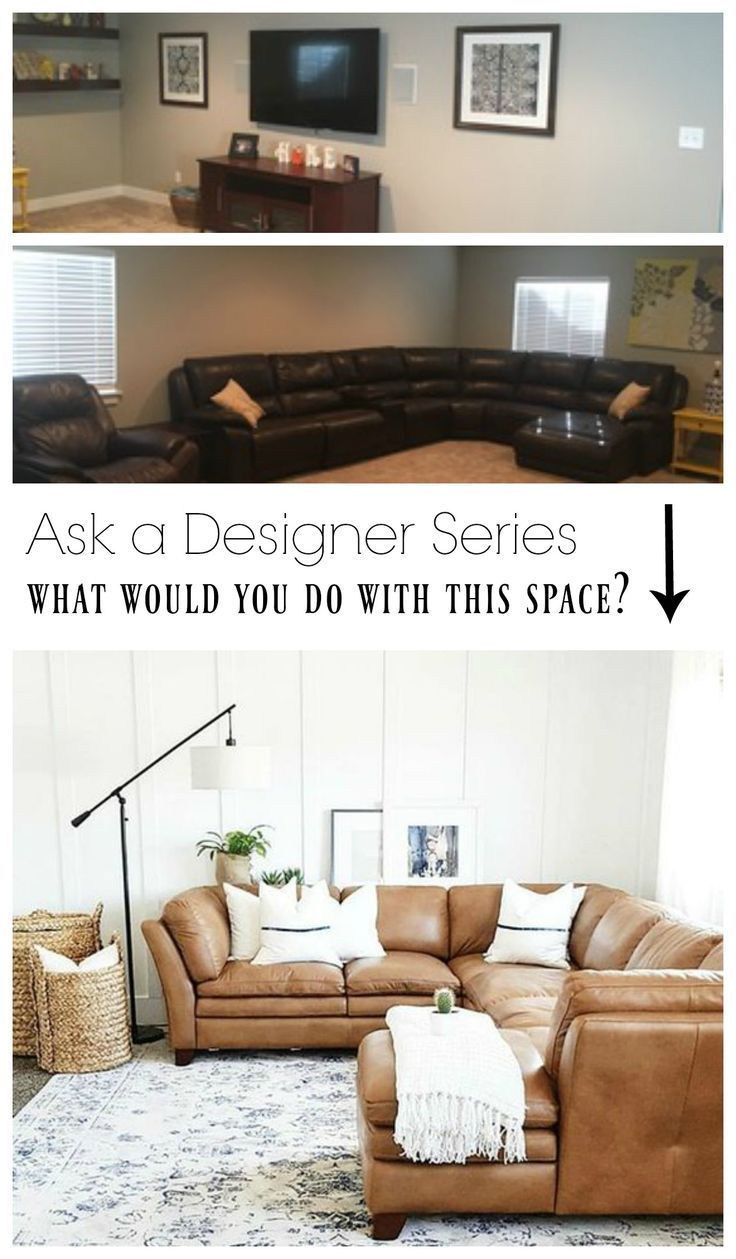 Ask a Designer Series- What would you do wtih this space? #designerspaces #diydecor #SmallSpaces