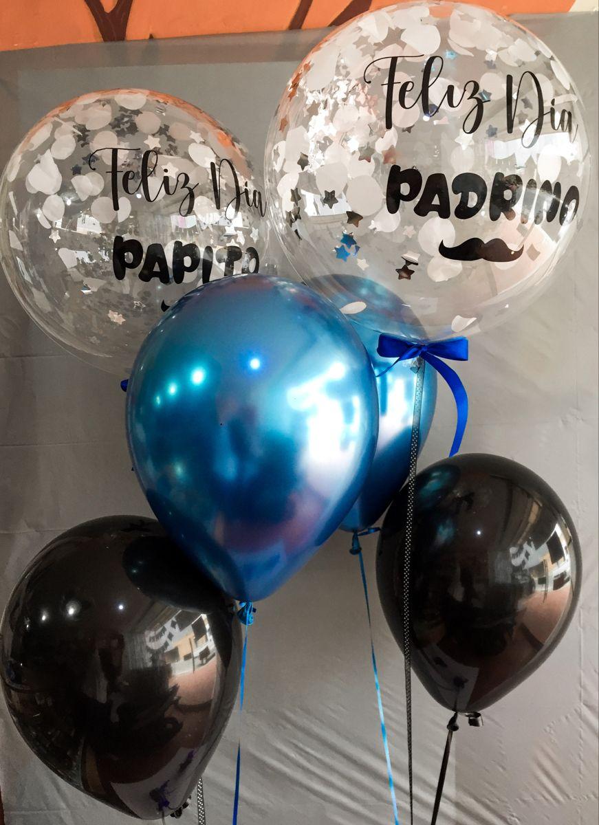 Father S Day Balloons Decoraciones De Globos Para Fiesta Globos Decoración Con Globos