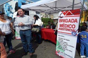 ACERCA DIP. LUIS GERARDO QUIJANO SERVICIOS MÉDICOS Y SOCIALES MEDIANTE BRIGADA MÉDICO ASISTENCIAL