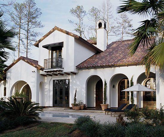 Mediterranean-Style Home Ideas