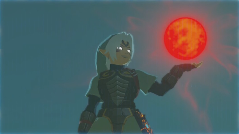 BoTW has so many opportunities for great screenshots.