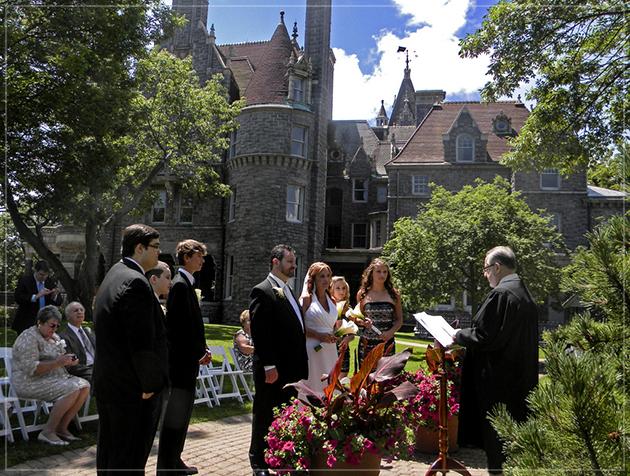 swedding2009142 Castle wedding venue, Boldt castle