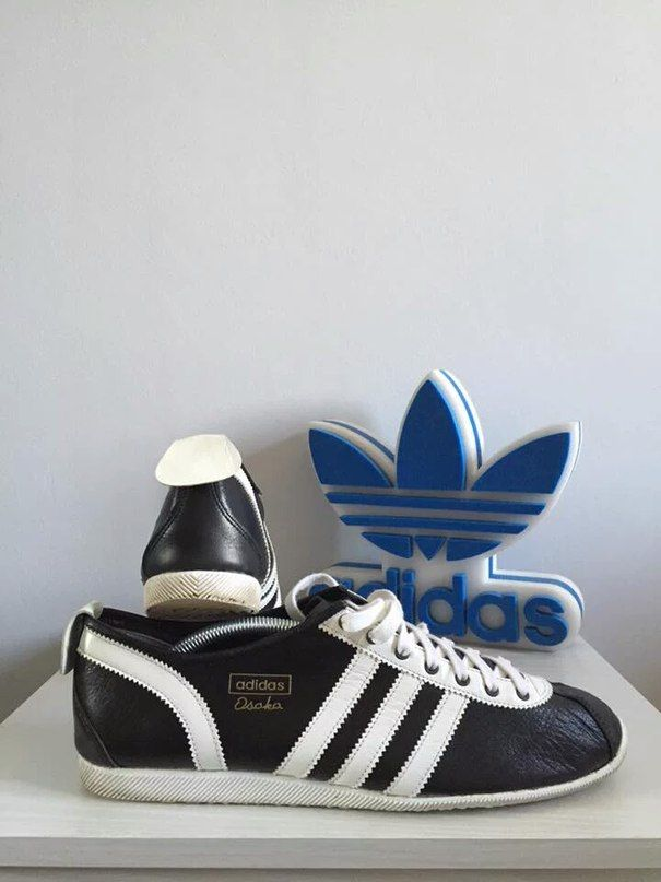 ADIDAS OSAKA Sneakers. Very rare nowadays Got mine 10