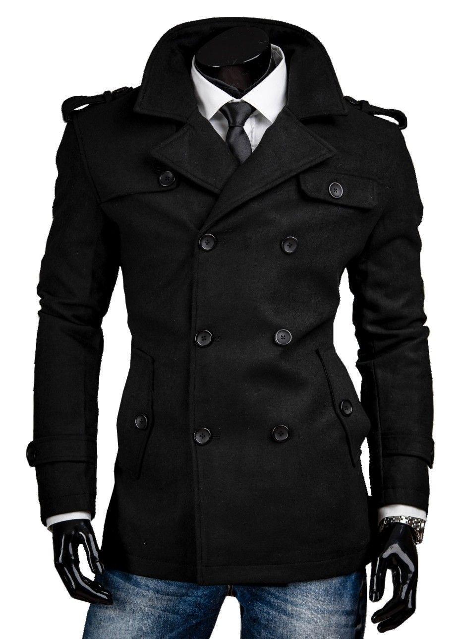 herren mantel sakko sweatjacke herrenmantel warm jacke. Black Bedroom Furniture Sets. Home Design Ideas