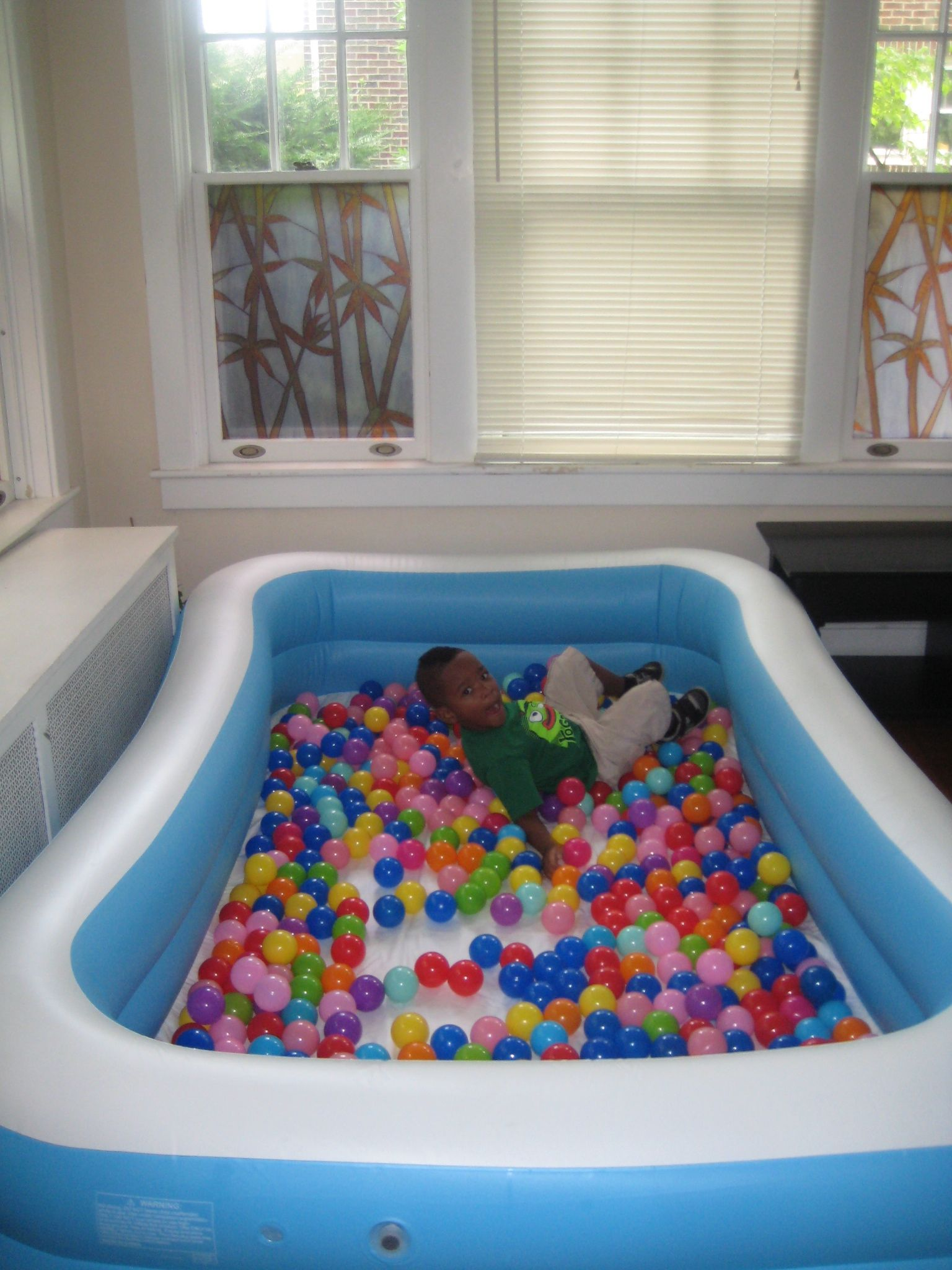 Pin On Indoors: Indoor Ball Pit!
