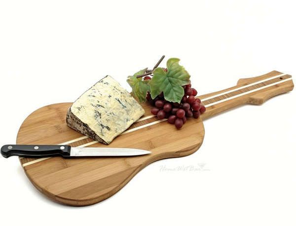 Strum to Your Heart's Content with This Kitchen Accessory #fathersday trendhunter.com