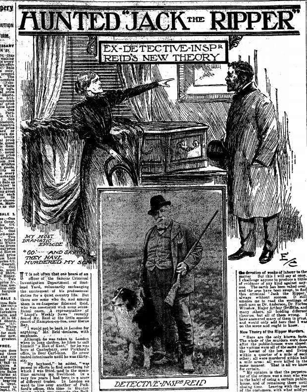 Inspector Edmund Reid - Edmund Reid - Wikipedia, the free ...