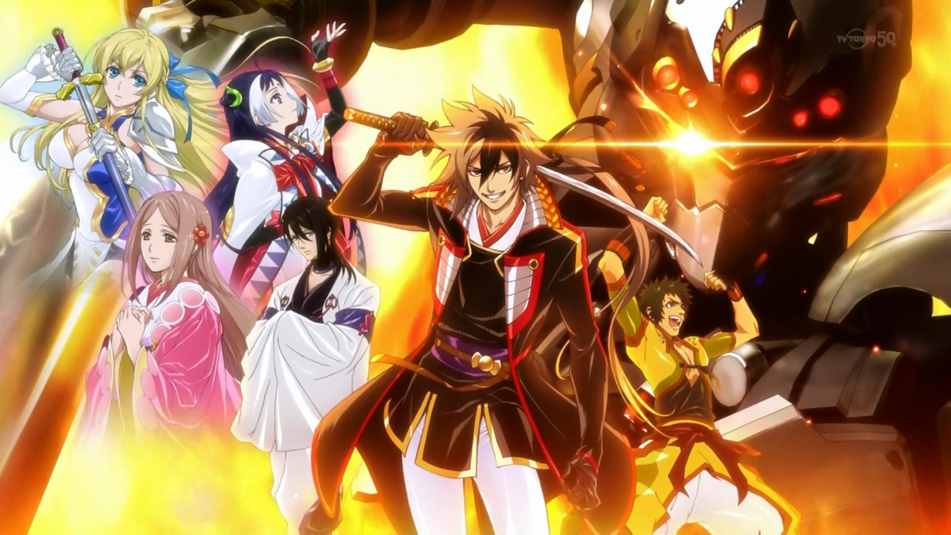 Nobunaga The Fool JustDubs Online Dubbed Anime Watch