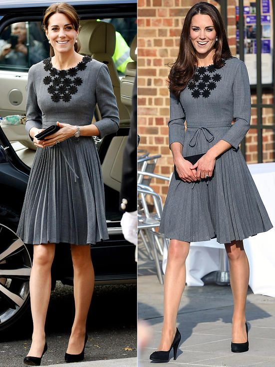 89ff1439f646f Princess Kate Remixes Her Wardrobe!   Celebrity Style   Kate ...