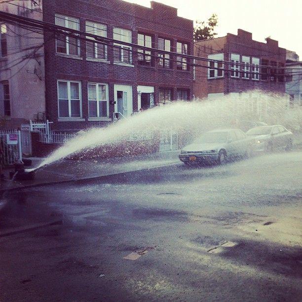 Heatwave in the Ghetto