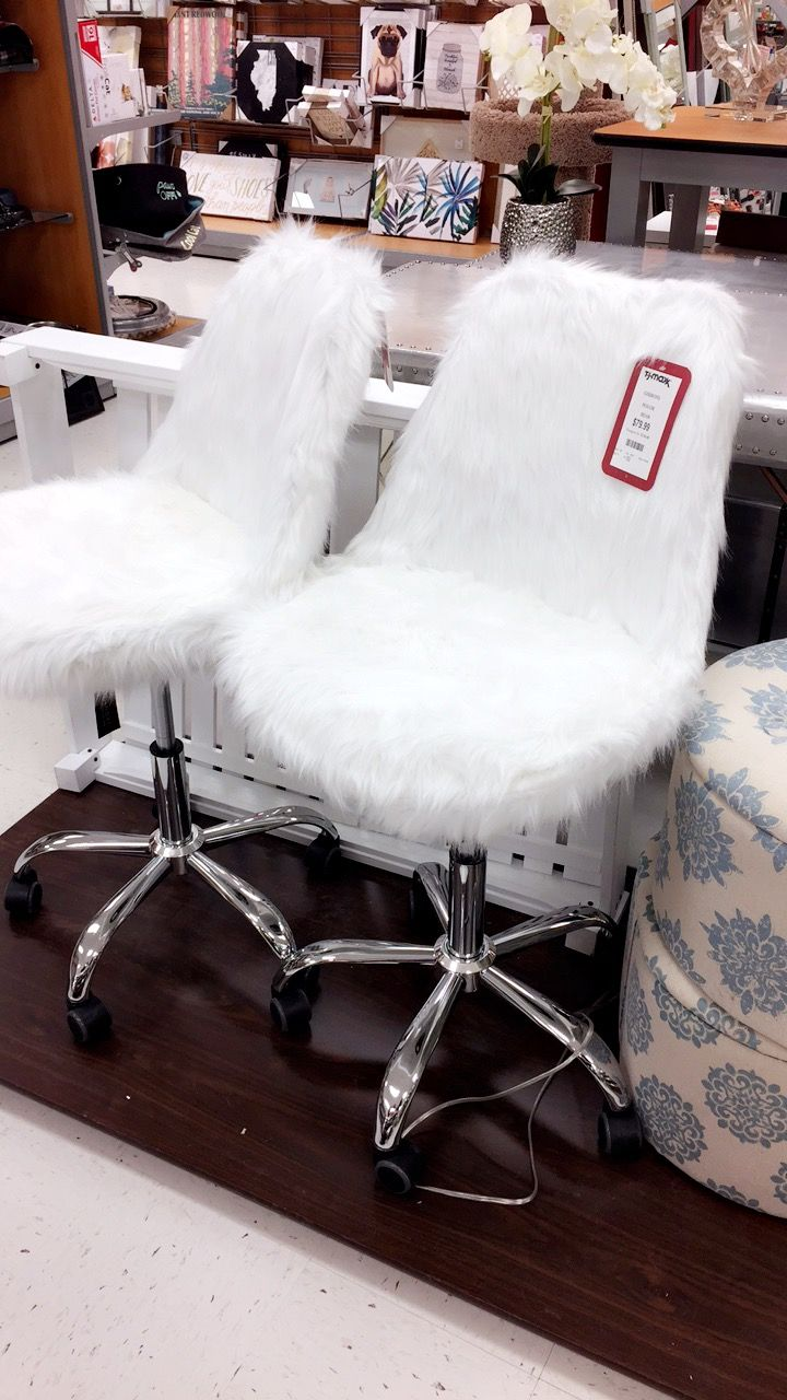 TjMaxx chairs Perfect for vanity